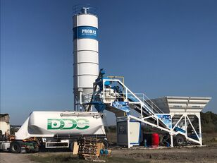 PROMAX Mobile Concrete Batching Plant M60-SNG (60m3/h) neuf