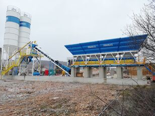 PROMAX Compact Concrete Batching Plant C60-SNG-LINE (60m3/h) neuf