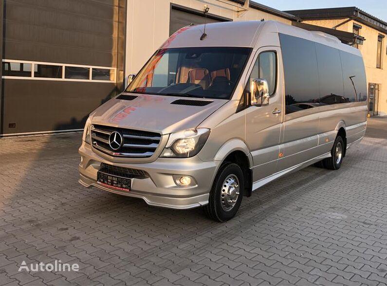 autocar de tourisme MERCEDES-BENZ 519 XXL-Komfort,Telma 22+1+1 Panorama