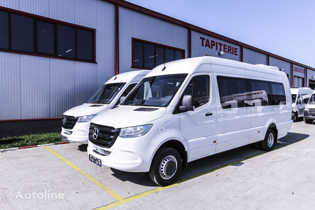 fourgonnette de tourisme MERCEDES-BENZ Idilis 519 19+1+1 *COC* Ready for delivery neuve
