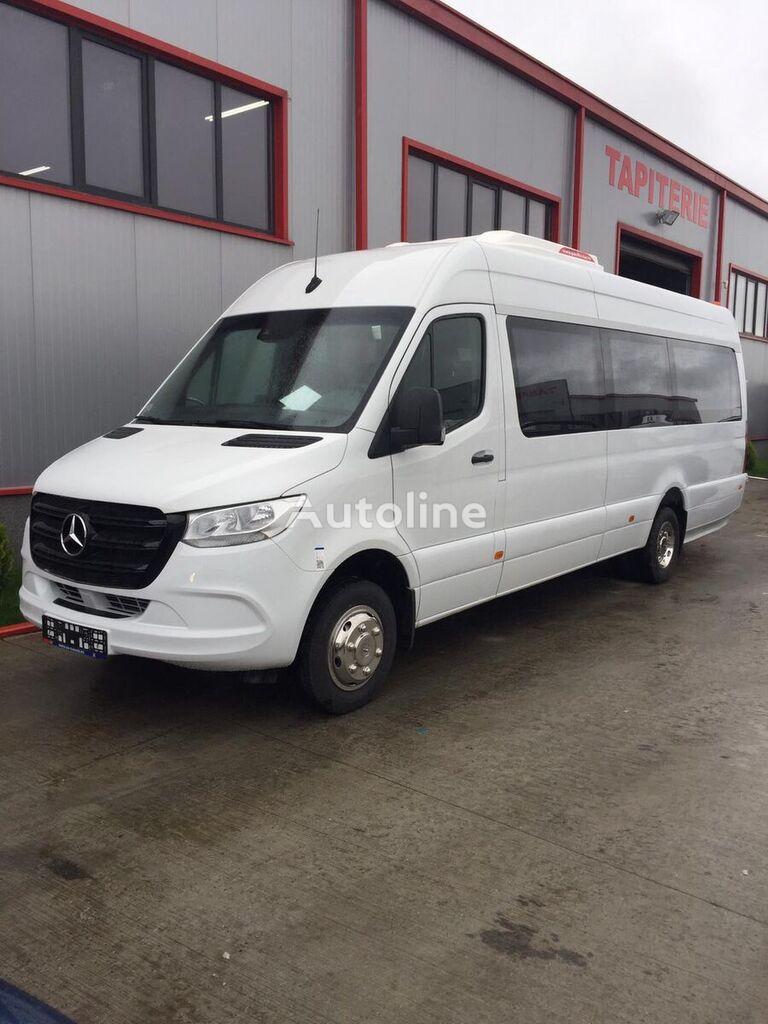 fourgonnette de tourisme MERCEDES-BENZ Sprinter IDILIS 516,  22+1+1  *COC*  prolonged with 50cm fiber/s neuve