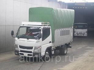 camion bâché MITSUBISHI Canter