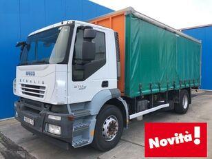 camion bâché IVECO STRALIS 190S31