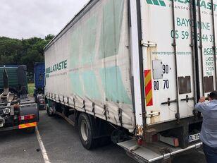 camion bâché RENAULT Premium 270
