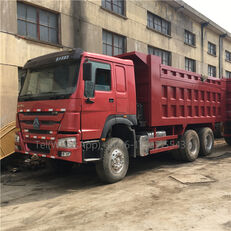 camion-benne HOWO 6*4 375