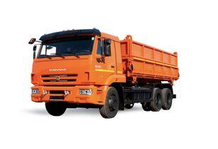 camion-benne KAMAZ 45143-6012-50 neuf