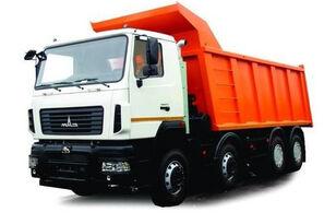 camion-benne MAZ 6516E8 neuf