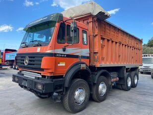 camion-benne MERCEDES-BENZ 3544 K