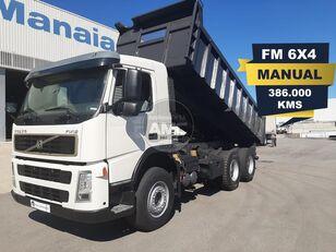 camion-benne VOLVO FM12 380 6X4 BASCULANTE