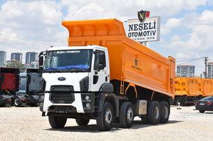 camion-benne FORD CARGO 2018 MODEL 4142D MANUEL+A/C+105.000KM