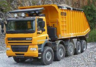 camion-benne GINAF HD5380T