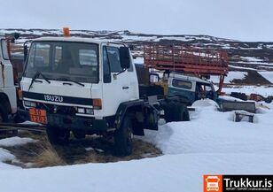 camion châssis ISUZU NHR