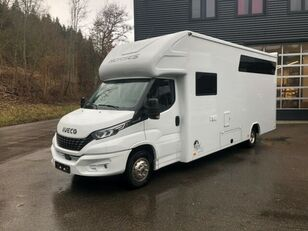 camion chevaux IVECO Pferdetransporter neuf