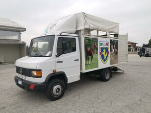 camion chevaux MERCEDES-BENZ 609 TRASPORTO CAVALLI
