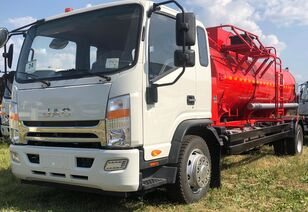camion de carburant JAC Автотопливозаправщик АТЗ-8 на шасси JAC N 120 neuf