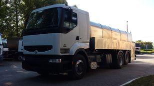 camion de lait RENAULT Premium 370DCI Cysterna Spożywcza