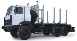 camion forestier MAZ 6317Х9-444 (6x6)