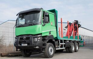 camion forestier RENAULT K 520 P HEAVY neuf