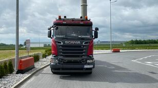 camion forestier SCANIA R520
