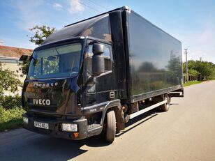 camion fourgon IVECO 75E16