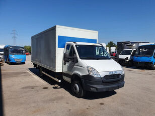 camion fourgon IVECO Daily 70C17A, Automatik, Ladebordwand