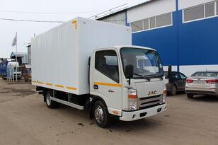 camion fourgon JAC Промтоварный автофургон (европромка) на шасси JAC N56 neuf