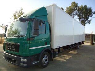 camion fourgon MAN TGL 12 250