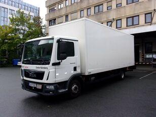 camion fourgon MAN TGL 12.250 Koffer+HF