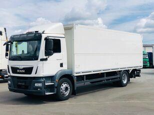 camion fourgon MAN TGM 18.290 Italszállító Emelőhátfallal