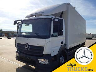 camion fourgon MERCEDES-BENZ ATEGO 818 L