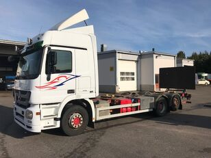 camion fourgon MERCEDES-BENZ Actros 2544L