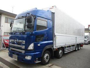 camion fourgon HINO PROFIA
