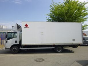camion fourgon ISUZU NPR 75