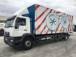 camion fourgon MAN 18.285 LLC