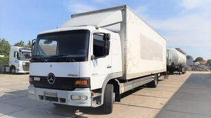 camion fourgon MERCEDES-BENZ Atego 1228 / 6 Cylinders 12 Gears / 8 Bolts