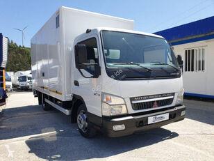 camion fourgon Mitsubishi Fuso Canter