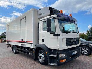 camion frigorifique MAN TGM 12.240 Chłodnia Bi-temp