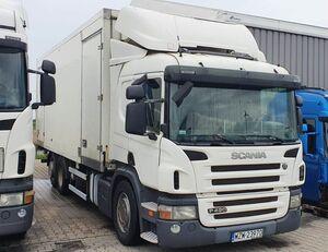 camion frigorifique SCANIA P420 Euro5 AdBlue