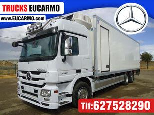 camion frigorifique MERCEDES-BENZ ACTROS 25 46