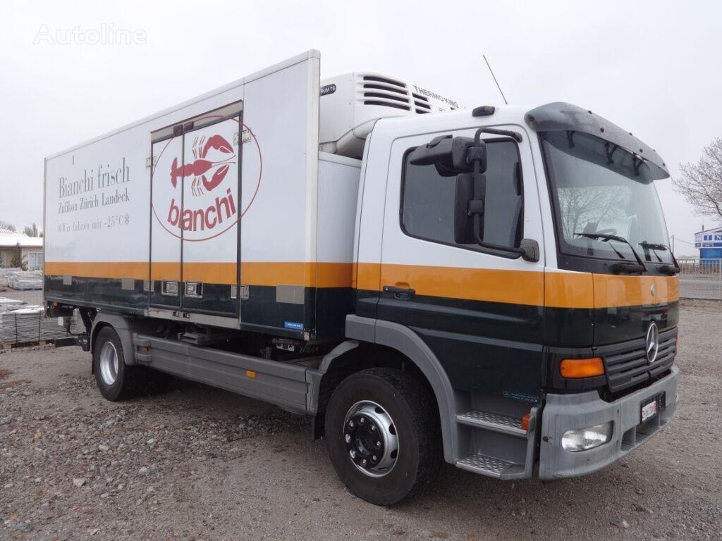 camion frigorifique MERCEDES-BENZ Atego 1528 MULTITEMP