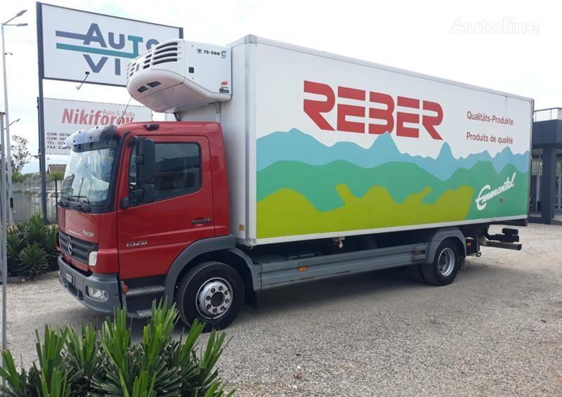 camion frigorifique MERCEDES-BENZ Atego 1528 HLADILEN