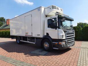 camion frigorifique SCANIA P 270 NOWE OPONY