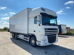 camion isotherme DAF XF 105.460 Open side 6x2