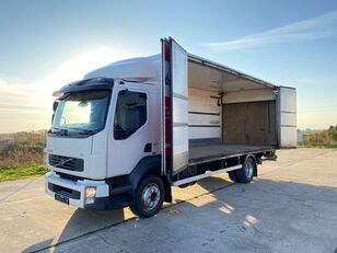 camion isotherme VOLVO FL 240 Open side