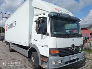 camion isotherme MERCEDES-BENZ atego 1218