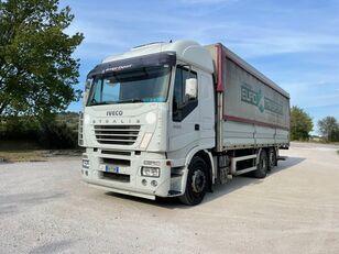 camion magasin IVECO STRALIS 260E40 ZF sponda idraulica