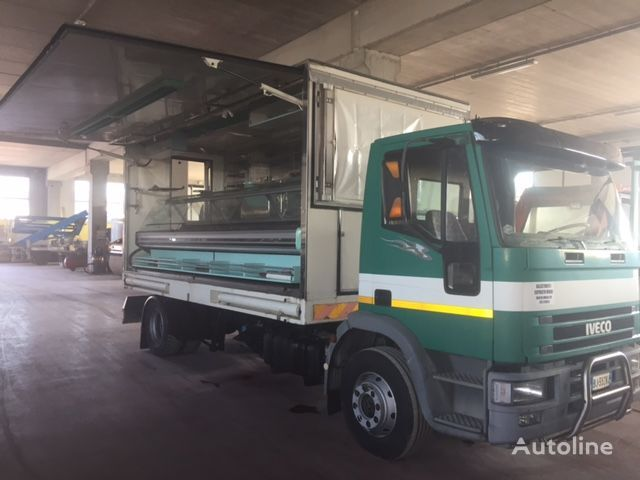 camion magasin IVECO 150 E 18