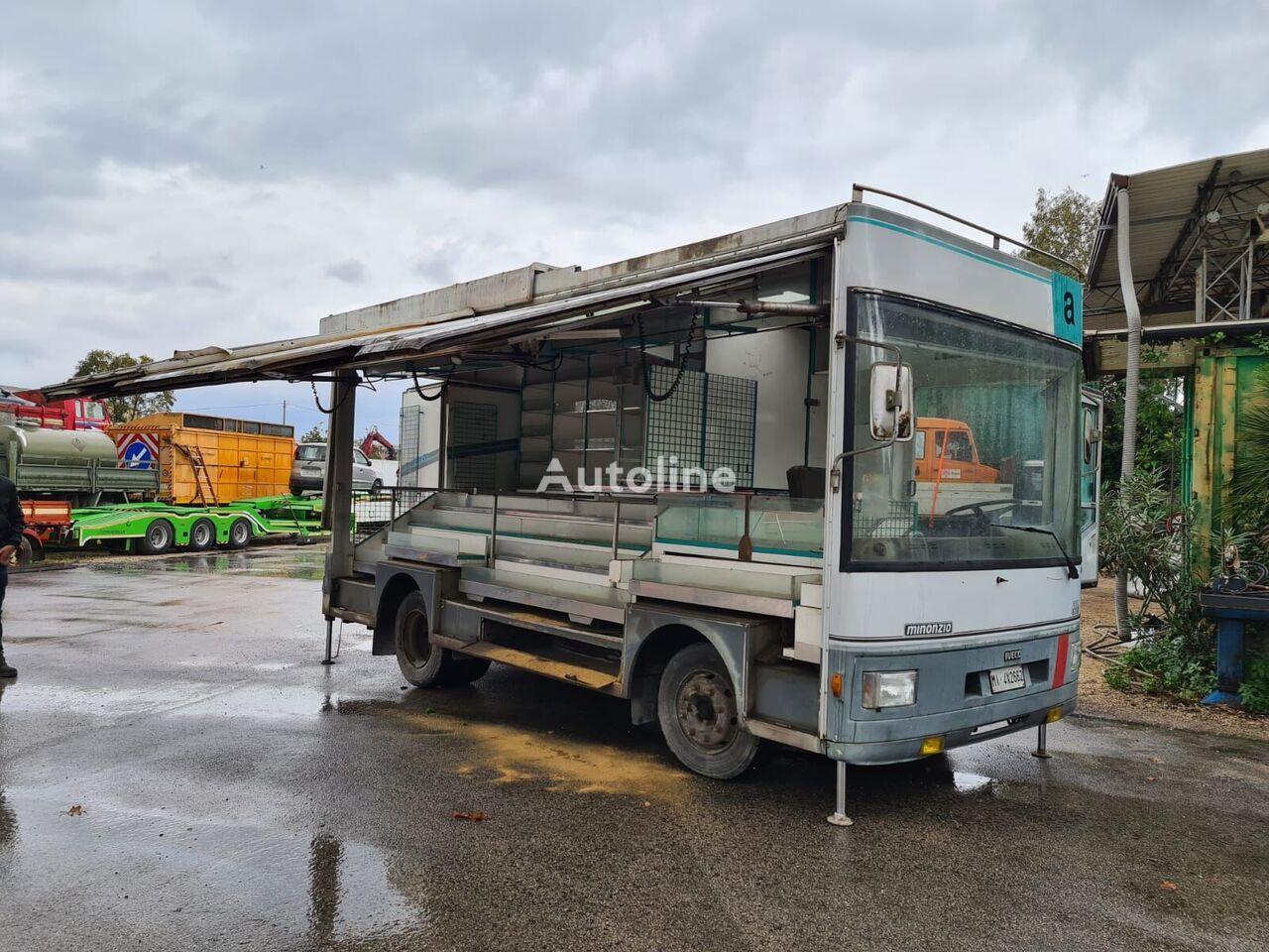 camion magasin IVECO Minonzio 99.18