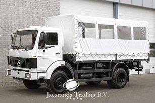 camion militaire MERCEDES-BENZ 1017