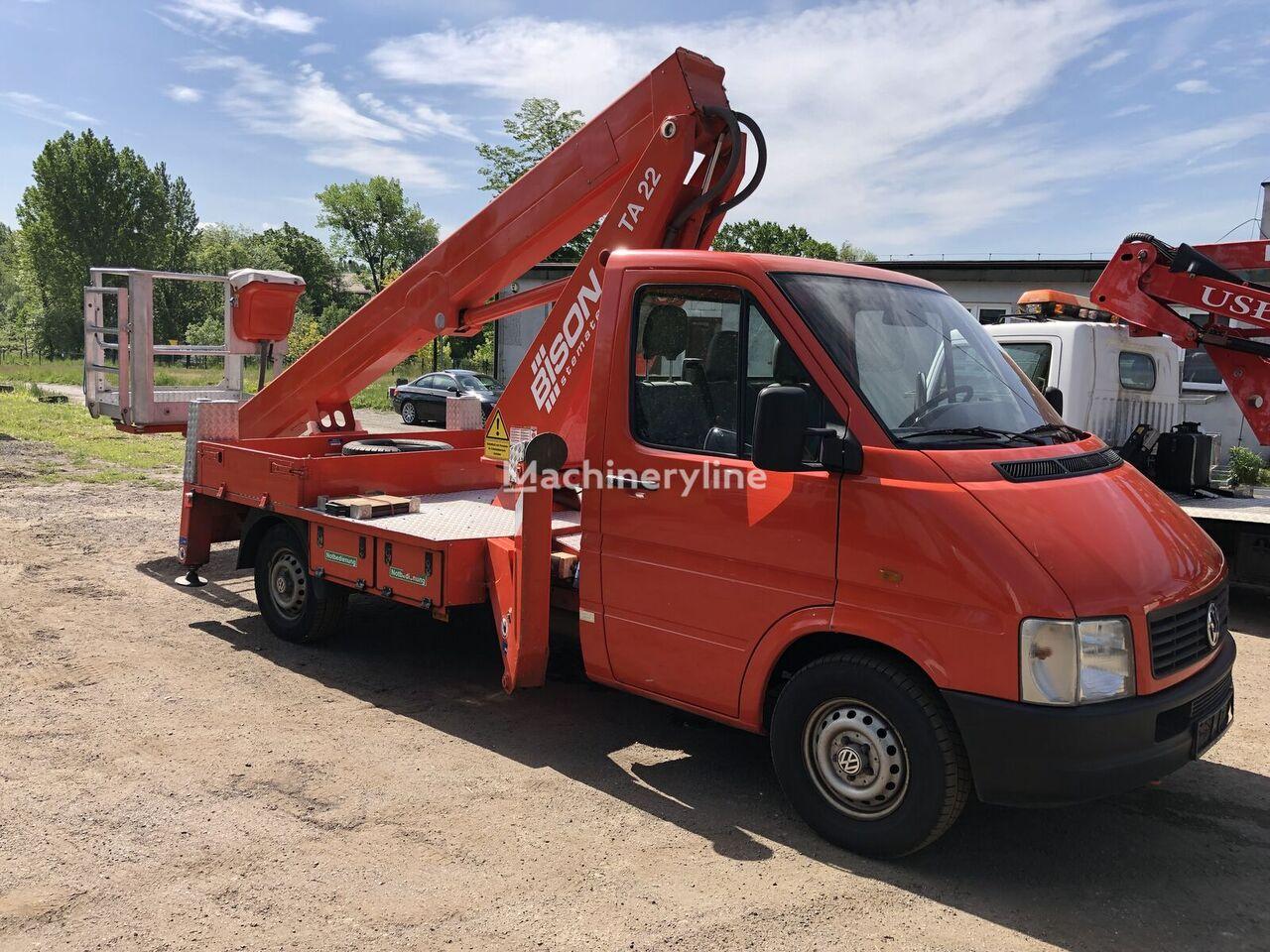camion nacelle VOLKSWAGEN LT 35